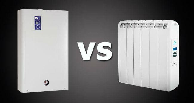 Что выбрать электрокотел или конвекторы