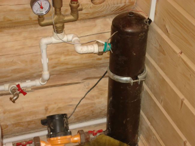 Индукционный котел в системе отопления