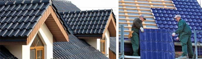 Выбираем лучшую марку металлочерепицы для крыши частного дома