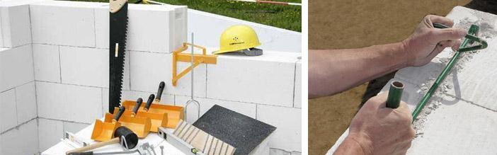 Оборудование для строительных блоков