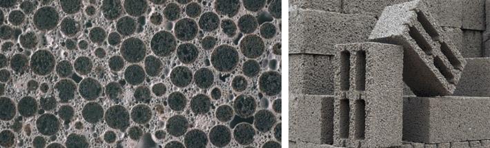 Характеристики керамзитоблоков