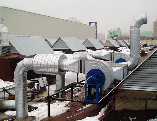 Проектирование и монтаж вентиляции от профессионалов – правильное решение